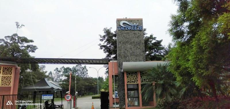 Womy Homy Cluster The Breeze. Homestay Nyaman di Kawasan Sentul, Bogor
