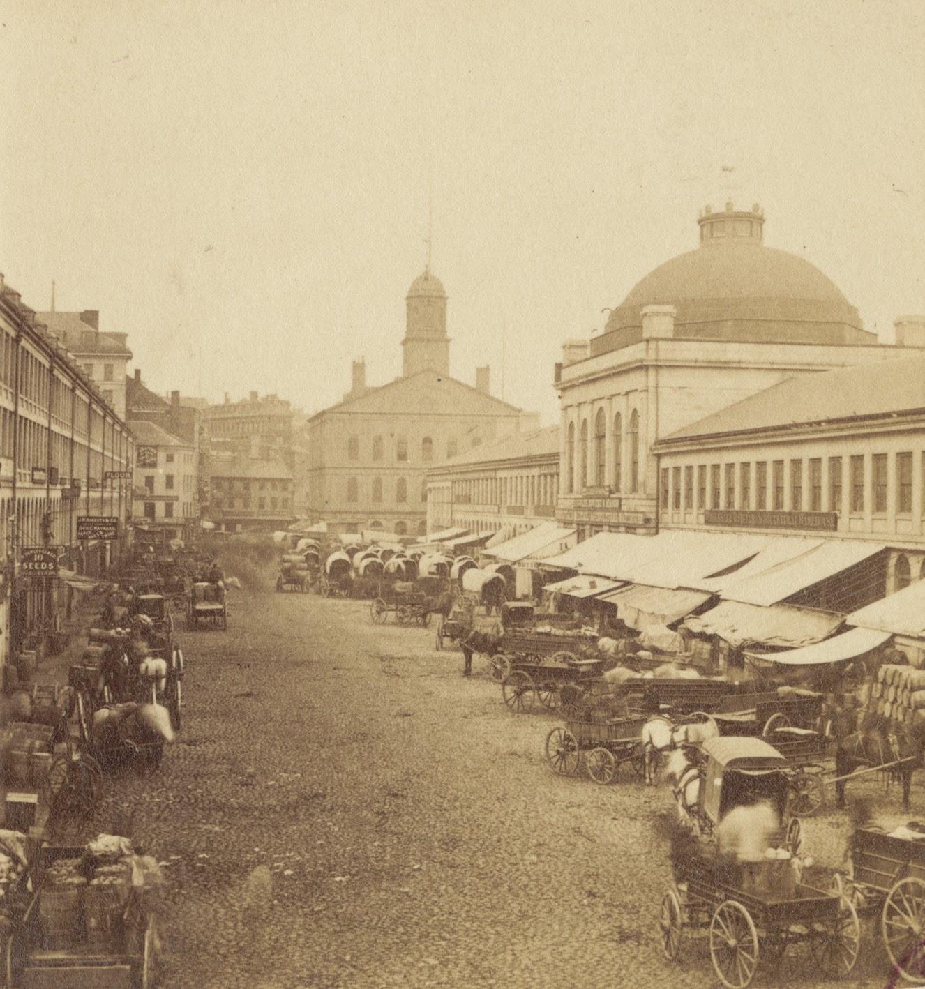 1800 S Colonial Scene On Demand: The Scene In 2014: