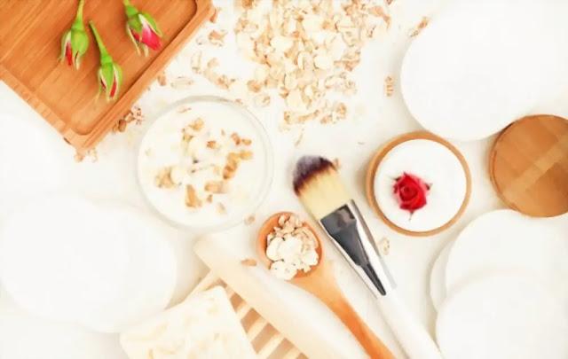 Membuat Pembersih Wajah Alami Menggunakan Yoghurt