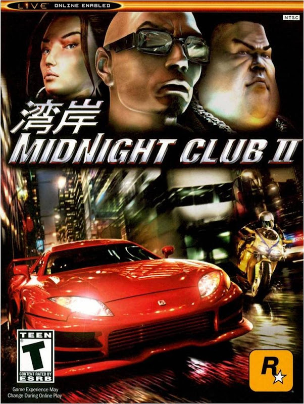 Midnight club 2 free download « igggames.