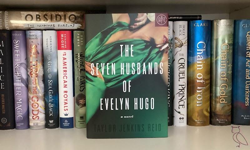 Os Sete Maridos de Evelyn Hugo - Taylor Jenkins Reid