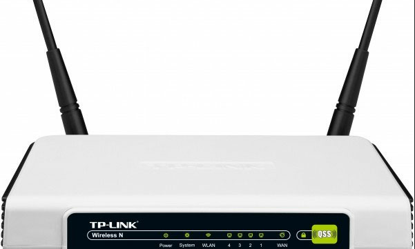 Cara setting konfigurasi basic wireless tp-link DSL router