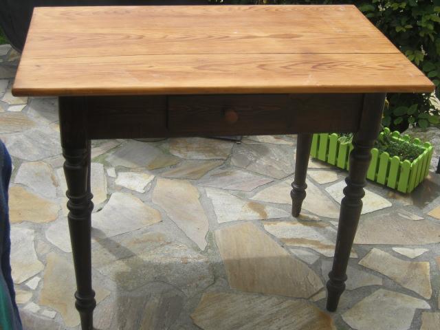 artworx ein neuer alter tisch. Black Bedroom Furniture Sets. Home Design Ideas