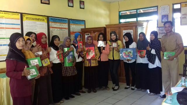 Banyak Sekolah Tertarik Gunakan Buku Bacaan Berjenjang