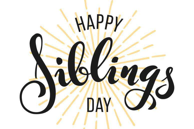 National Siblings Day Wishes Awesome Images, Pictures, Photos, Wallpapers