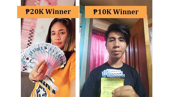 Winner of Cash March 2020