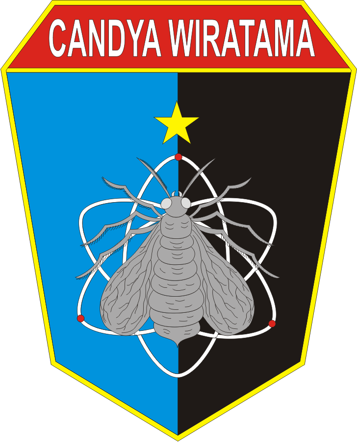 logo yonhub tni ad candya wiratama vector cdr logo