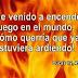 Discípulos de una Palabra que quema…