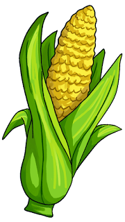 animated corn clipart