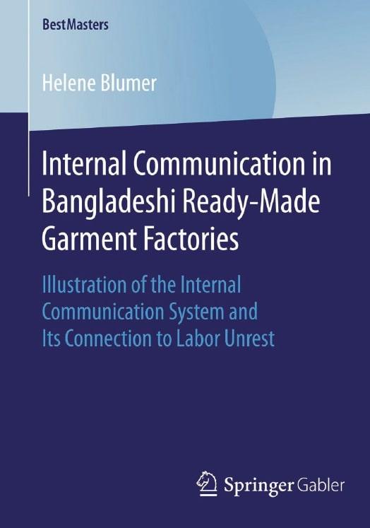 Internal Communication in Bangladeshi Ready- Made Garment Factories