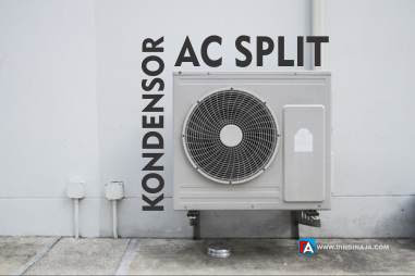 Kondensor pada AC Split