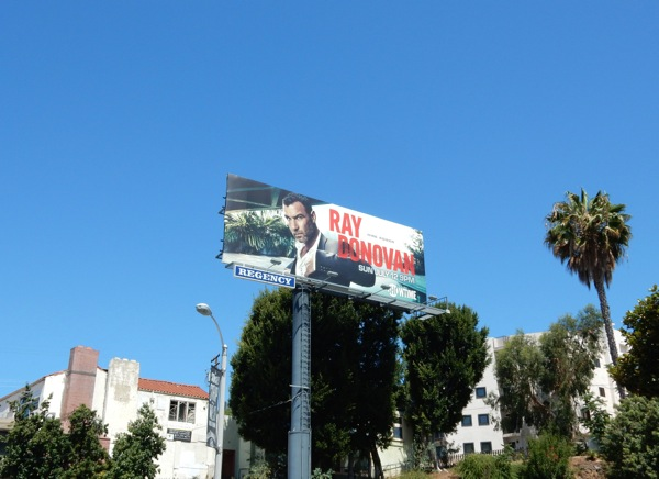 Ray Donovan season 3 billboard