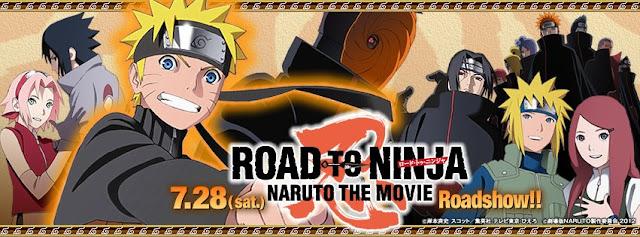 Naruto Shippuden: Camino Ninja (1/1) (452MB) (HDL) (Sub Español) (Mega)