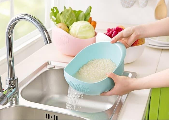 Contoh Iklan Produk Alat cuci beras