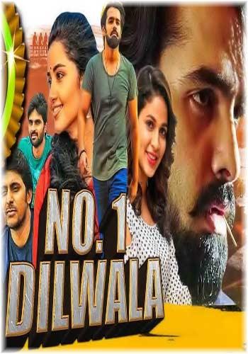 No 1 Dilwala-Vunnadhi Okate Zindagi 2017 Hindi Dubbed 720p | 480p HDRip Poster
