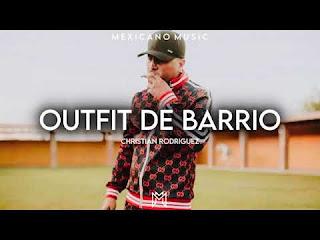 LETRA Outfit De Barrio Christian Rodriguez