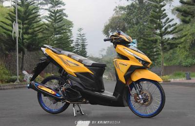 Modif Exclusive Motor Vario 150