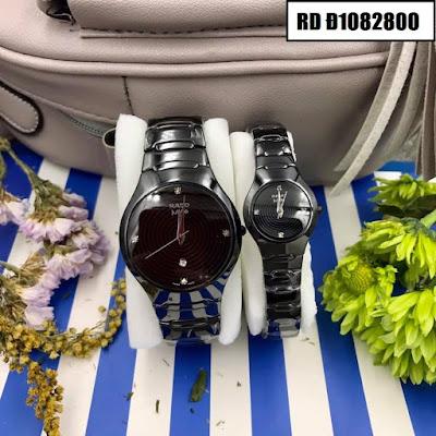 Đồng hồ cặp đôi Rado RD Đ1082800