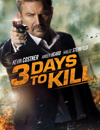 Ver 3 days to kill (3 días para matar) (2014) Online