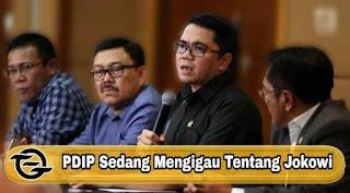 PDIP Sedang Mengigau Tentang Jokowi