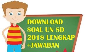 Download Soal Un Sd 2018 2019 Kunci Jawaban Lengkap Latihan Soal Honorer Brilian
