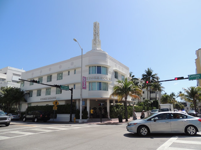 Hotel no estilo Art Deco em Miami Beach