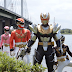 Power Rangers Megaforce - Próximo capítulo, 'Man and Machine'