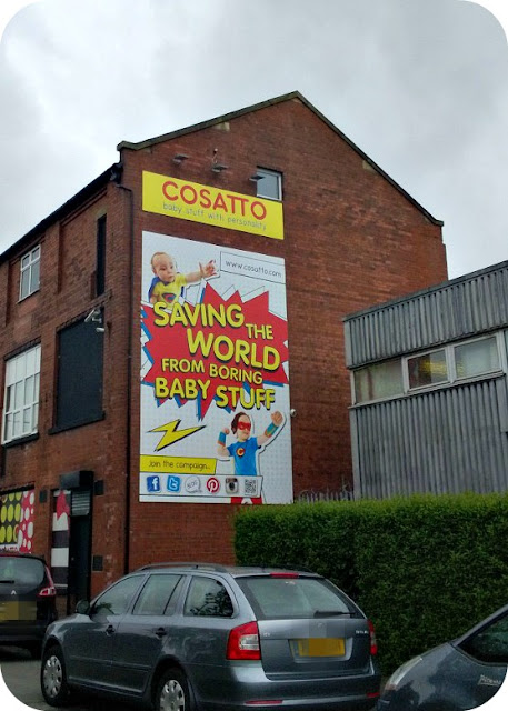 Cosatto Headquarters Farnworth