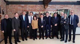 Assemblea degli associati di Assoporti a Venezia