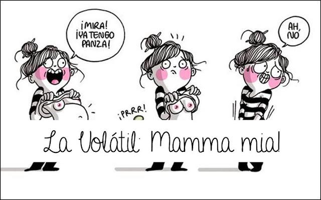 La Volátil: Mamma Mia!