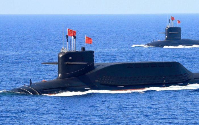 Kapal selam kelas Jin China