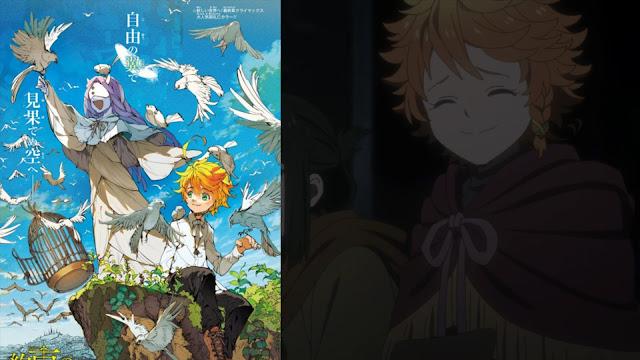 Jalan Cerita Anime Yakusoku No Neverland Berbeda Dengan Manganya
