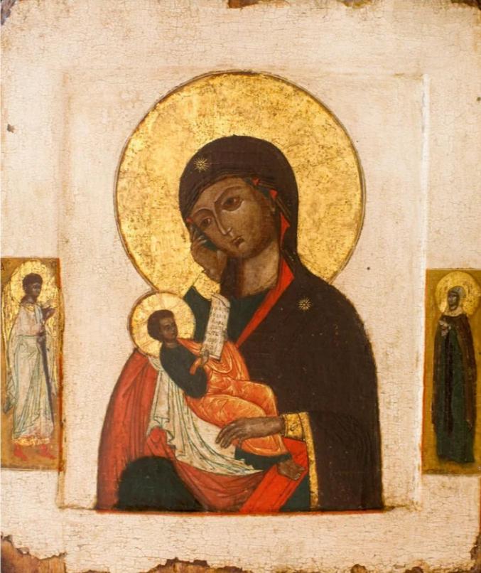 """О чём молиться в день иконы Богоматери """"Утоли моя печали"""" 7 февраля"""