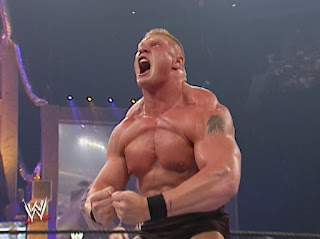 WWE King of the Ring 2002 - Brock Lesnar won the King of the Ring