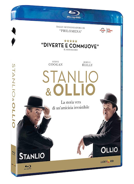 Stanlio & Ollio Home Video