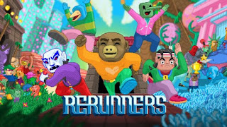 Rerunners – Race For The World Apk (Mod Money/Energy/Unlock)