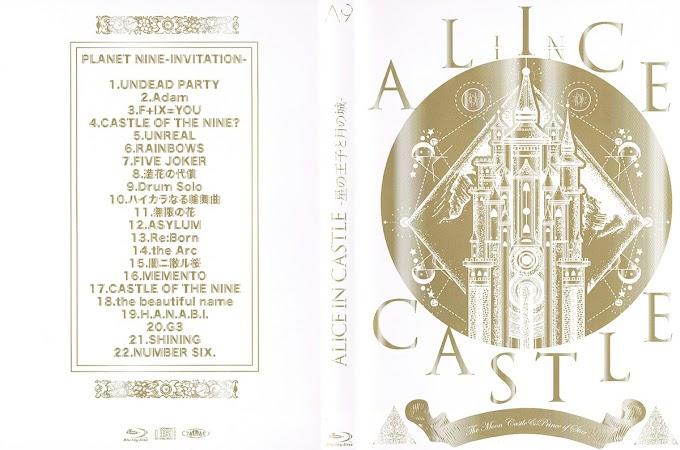 """[CD Audio - 14th Anniversary Live """"ALICE IN CASTLE"""" Blu-ray]"""