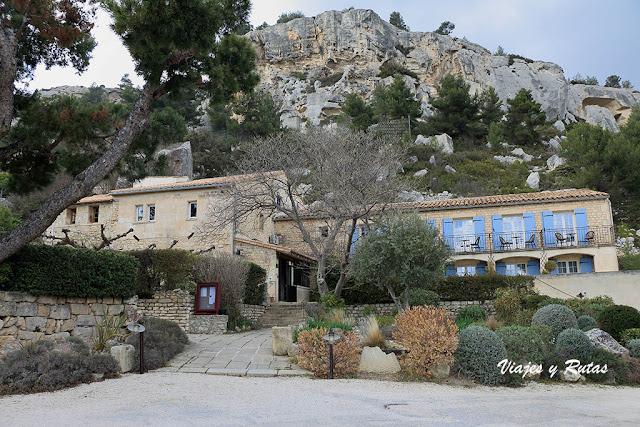 Hotel Le Mas D'aigret, Les baux de Provence
