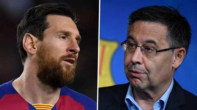 """Cú sốc Barca dọa kiện Messi, vì sao chủ tịch Bartomeu """"mặt dày"""" không từ chức? 2"""