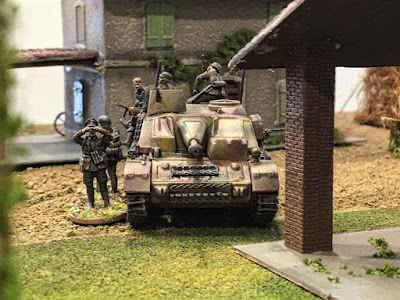 WWII German Army 1/72 part two
