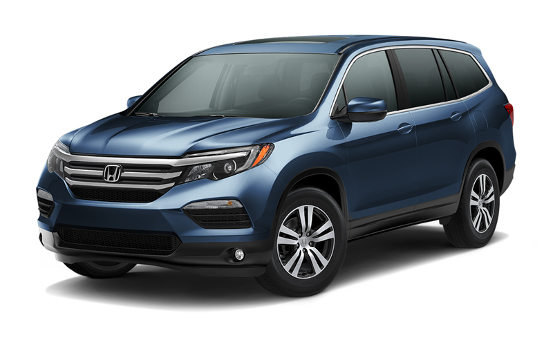 keyes honda honda pilot tops three row suv