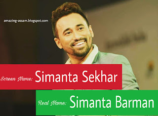 Simanta Shekhar real name