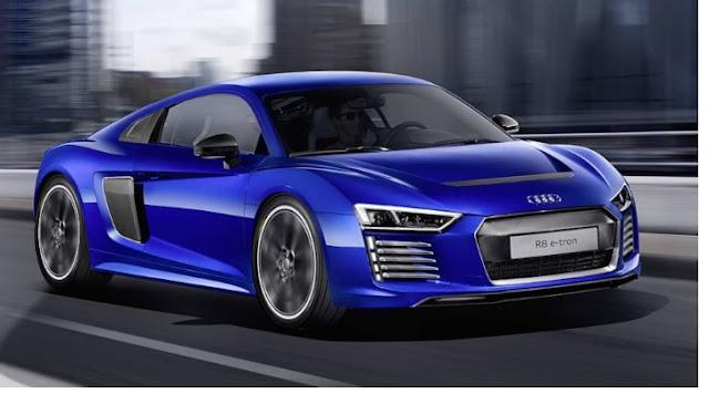 Mobil Baru 2020 - Audi R8 e-tron