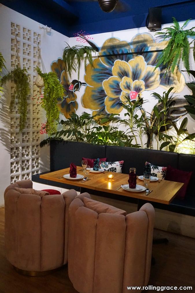 fine dining experience in Kuala Lumpur