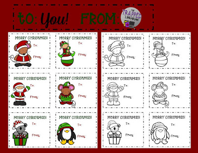 https://www.teacherspayteachers.com/Product/FREE-Christmas-Gift-Tags-2247327
