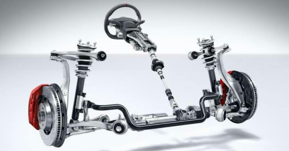Inilah Cara Kerja Sistem Power Steering Pada Mobil   Kamu ...