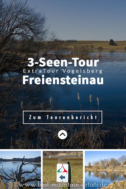 Drei-Seen-Tour Freiensteinau | Extratour Vogelsberg | Wandern in Hessen 12