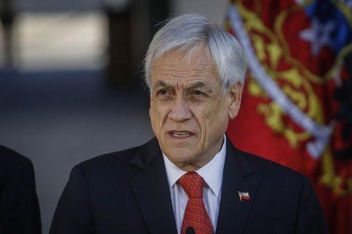 Justicia chilena admite querella contra Piñera por crímenes de lesa humanidad