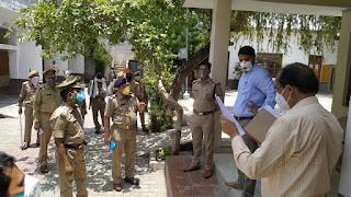 क्वारेंटाइन सेंटर कमला नेहरू बालिका इण्टर कॉलेज, कोंच का निरीक्षण कर आवश्यक दिशा-निर्देश दिये -जिलाधिकारी जालौन            संवाददाता, Journalist Anil Prabhakar.                 www.upviral24.in