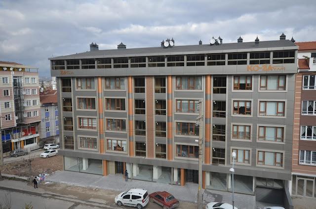 24 evler projesi özel konut inşaatı